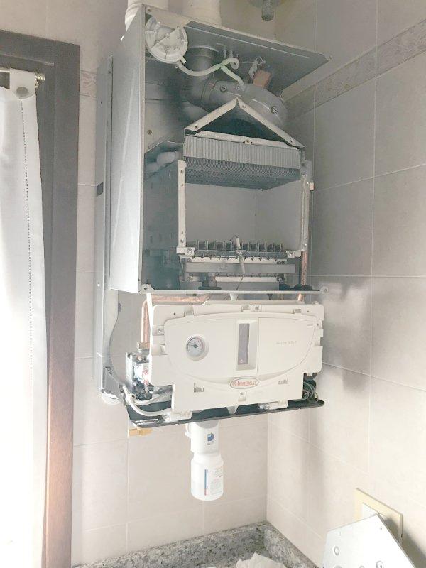 Immergas service assistenza caldaie
