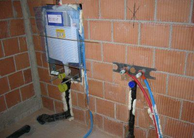 Relizzazione impianto idraulico adduzione acqua